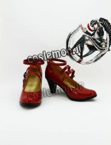 スーパーダンガンロンパ2 さよなら絶望学園 セレスティア・ルーデンベルク風  コスプレ靴 ブーツ