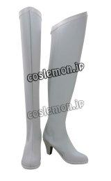 ツバサ・クロニクル RESERVoirCHRoNiCLE サクラ姫風 コスプレ靴 ブーツ
