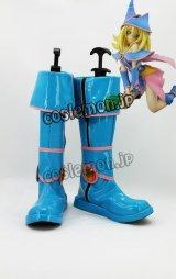 遊☆戯☆王デュエルモンスターズ マナ風 コスプレ靴 ブーツ