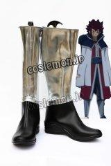 六魔将軍オラシオンセンス 魔導士 毒竜のコブラ風 コスプレ靴 ブーツ