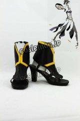 アンライト〜Unlight〜 シャーロット風 コスプレ靴 ブーツ