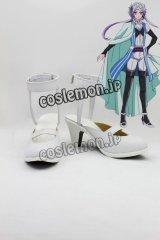 魔界王子 devils and realist シトリー風 コスプレ靴 ブーツ