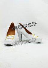 GOSICK -ゴシック- ヴィクトリカドブロワ風 04 コスプレ靴 ブーツ