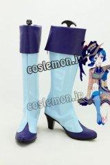 カーニヴァル Karneval キイチ風 04 コスプレ靴 ブーツ