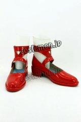 アンライト〜Unlight〜 ドニタ風 Donita コスプレ靴 ブーツ