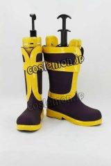 ナツ・ドラグニル風 02 コスプレ靴 ブーツ