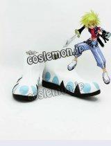 テイルズ オブ デスティニー2 カイル・デュナミス風 コスプレ靴 ブーツ