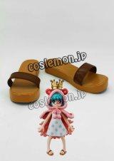 ONE PIECE ワンピース ルフィ風 コスプレ靴 ブーツ