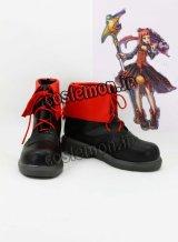 アラド戦記 アラドせんき 魔法師風 メイジ風 コスプレ靴 ブーツ