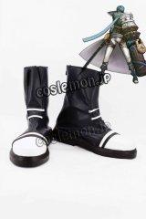.hack//黄昏の腕輪伝説 OVAN オーヴァン風 コスプレ靴 ブーツ