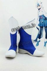 ラティアス Latias 02 コスプレ靴 ブーツ