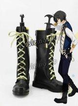 あんさんぶるスターズ! 朔間凛月風 さくまりつ コスプレ靴 ブーツ