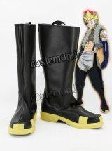 スティング・ユークリフ風 コスプレ靴 ブーツ