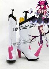 Fate/EXTRA CCC エリザベート・バートリー風 ランサー コスプレ靴 ブーツ