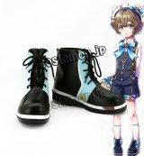 夢王国と眠れる100人の王子様 プロキオン風 コスプレ靴 ブーツ