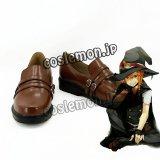 東方Project 霧雨魔理沙風 04 コスプレ靴 ブーツ