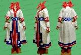 サムライスピリッツ ナコルル風 エナメル製 ●コスプレ衣装