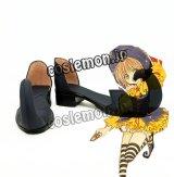 カードキャプターさくら 木之本桜風 18 コスプレ靴 ブーツ