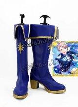 あんさんぶるスターズ! 光輝☆騎士たちのスターライトフェスティバル 鳴上嵐風 コスプレ靴 ブーツ