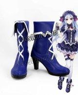 フェアリーフェンサー エフ Fairy Fencer F ティアラ・ティリス・ティアーズ風 コスプレ靴 ブーツ