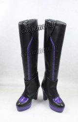 Fate/Grand Order フェイト・グランドオーダー マシュ・キリエライト シールダー風 コスプレ靴 ブーツ