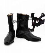 ペルソナ5 PERSONA5 主人公風 ジョーカー コスプレ靴 ブーツ