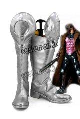 X-MEN: アポカリプス X-Men: Apocalypse ガンビット風 Gambit レミー・ルボー コスプレ靴 ブーツ
