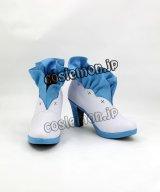 アイドルマスター シンデレラガールズ スターライトステージ デレステ 全員風 コスプレ靴 ブーツ