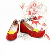 カードキャプターさくら 木之本桜風 漫画 コスプレ靴 ブーツ
