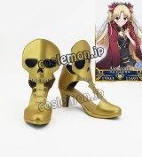 Fate/Grand Order フェイト・グランドオーダー 冥界の女神 エレシュキガル風 コスプレ靴 ブーツ