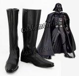 スター・ウォーズ Star Wars ダース・ベイダー トゥースセイバー ダース・ベイダー風 Darth Vader コスプレ靴 ブーツ