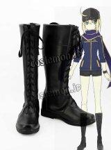 Fate/Grand Order フェイト・グランドオーダー SSR アサシン 謎のヒロインX風 コスプレ靴 ブーツ