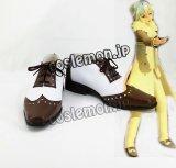 VOCALOID ボーカロイド Snowman KAITO風 かいと Diamond Dust 初めての恋が終わる時 コスプレ靴 ブーツ