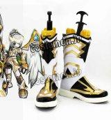 ラグナロクオンライン風 Ragnarok Online 竜 コスプレ靴 ブーツ