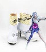 AION タワー オブ アイオン アイオン 精霊風 コスプレ靴 ブーツ
