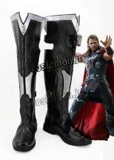 アベンジャーズ Marvel's The Avengers ソー風 コスプレ靴 ブーツ