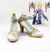 エルソード ELSWORD イヴ風 Eve コスプレ靴 ブーツ