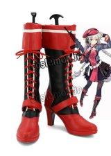 少女前線 Girls Frontline Ots12風 コスプレ靴 ブーツ
