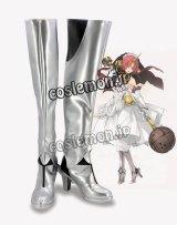 Fate/Grand Order フェイト・グランドオーダー フランケンシュタイン バーサーカー風 コスプレ靴 ブーツ
