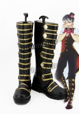 IDOLiSH7 アイドリッシュセブン 百風 モモ コスプレ靴 ブーツ