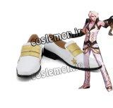 アラド戦記 ダークナイト風 Dark Knight コスプレ靴 ブーツ