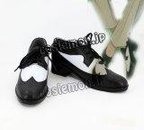 アイチュウ I★Chu Award 2017ミニアルバム 罪人の道化師風 コスプレ靴 ブーツ