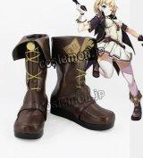少女前線 Girls Frontline M1911風 コスプレ靴 ブーツ