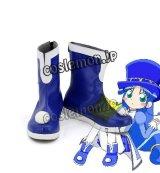 ふしぎ星の☆ふたご姫 レイン風 02 コスプレ靴 ブーツ
