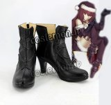 Fate/Grand Order フェイト・グランドオーダー ランサー スカサハ風 コスプレ靴 ブーツ