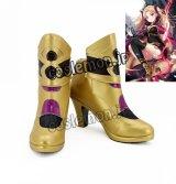 Fate/Grand Order フェイト・グランドオーダー 冥界の女神 エレシュキガル風 03 コスプレ靴 ブーツ