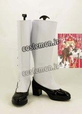 カードキャプターさくら 木之本桜風 なかよし60周年記念版 第5巻 コスプレ靴 ブーツ