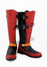 スターフォックス Star Fox フォックス・マクラウド風 Fox McCloud コスプレ靴 ブーツ