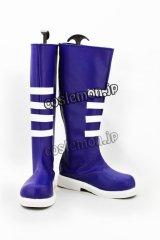 東方Project 東方心綺楼 霧雨魔理沙風 コスプレ靴 ブーツ