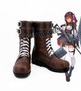 少女前線 Girls Frontline SAIGA 12風 コスプレ靴 ブーツ
